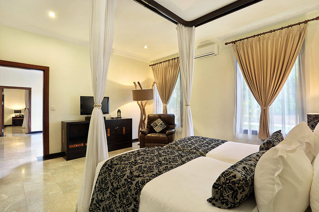 two bedroom suite hotel ombak sunset